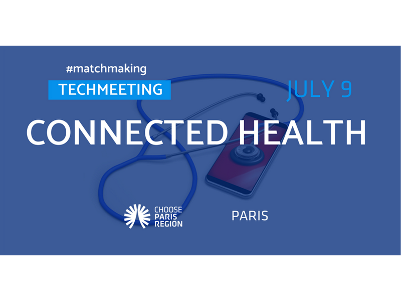 TechMeeting Connected Health 09 july 2020